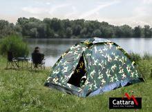 Cattara Stan ARMY pro 2 osoby 200x120x100cm PU2000mm 13352