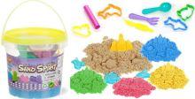 Russell písek písek kinetická voda svět písek-3652