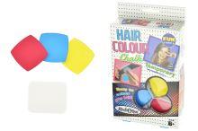 Křídy na vlasy - Hair colour - 6936473202235