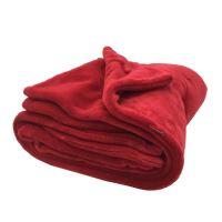 Aesthetic Deka zimní oboustranná - 100x150cm - mix barev Barva: 307 - červená