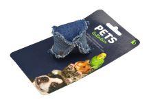 Hračka pro kočky - Látková, mix druhů (4,5cm) - 7711227528637