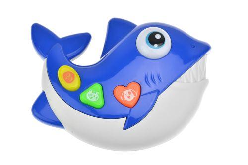 Rybička vydávající zvuky