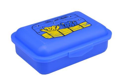 Svačinový box TVAR 15x10x6cm
