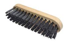 Dřevěný kartáč s měkkým chlupem YORK (15,5x4,5x4cm) - 5903355002512