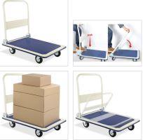 Herzberg HG-8029: Transportní vozík