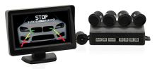 Compass Parkovací asistent 4 senzory + zadní kamera 33604
