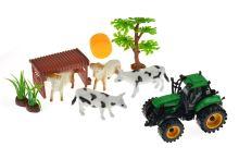Farm truck - Traktor se zvířaty a příslušenstvím - 8592000180223