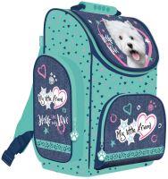 Školní taška se psem