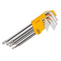 WT2148 - Klíče imbus sada 9 ks (1,5-10 mm)