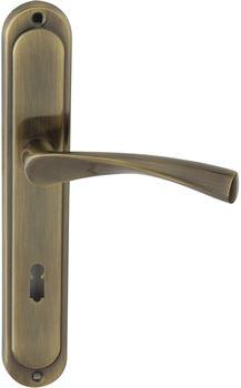 Dveřní štítové kování ROMANA