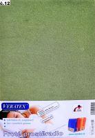 VERATEX Froté prostěradlo postýlka 70x140 cm (č.12-stř.zelená)