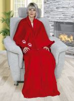 VERATEX Televizní pytel 150x180 cm (červený)