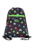 Školní taška Coolpack na boty vert pixelů