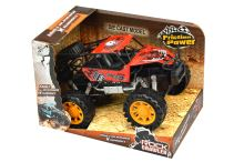 Terénní autíčko MAD RUNNER (21.5cm) - Červené - 5900949410746