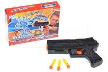 Dětská pistole špuntovka / na vodní bomby GAZELO - 5907773982852