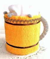 VERATEX Veratex Textilní dort malé Pivo