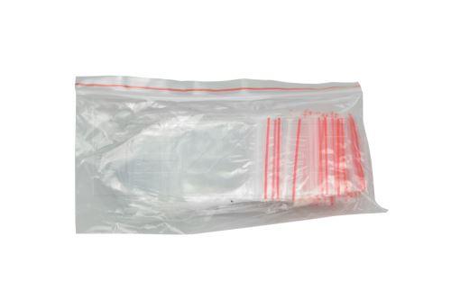 Praktické zipové uzavíratelné sáčky WIKY 100ks (4x6cm) - 8590331321988