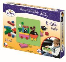 dílky magnetické - Krtek mini (8593547030231)