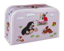 kufr Krtek a kočárek, střední (8595049425324)