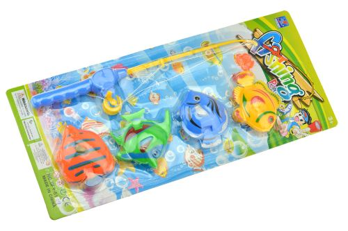 Dětská hra - Šikovný rybář (29cm) - 8590331172443