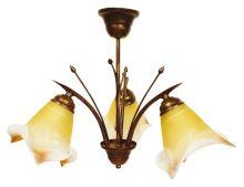 SANDRIA Závěsné svítidlo na tyči 051/33 Lustr  E27 3x60W