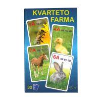 karty kvarteto Farma (8588001170660)