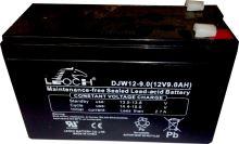 baterie Eurocase NP9-12, 12V, 9Ah (RBC17)